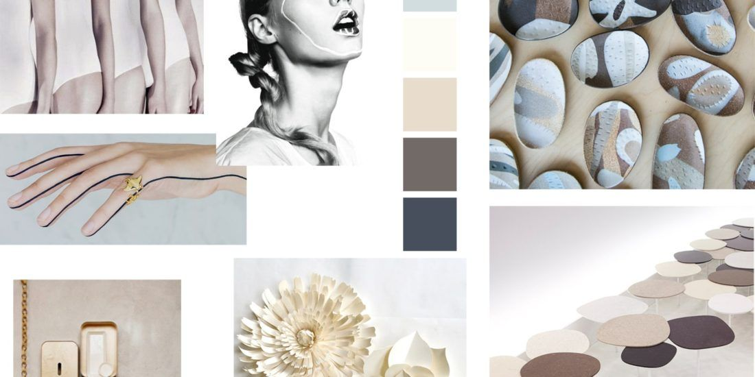 Moodboard - Graphic and natural - Mode femme