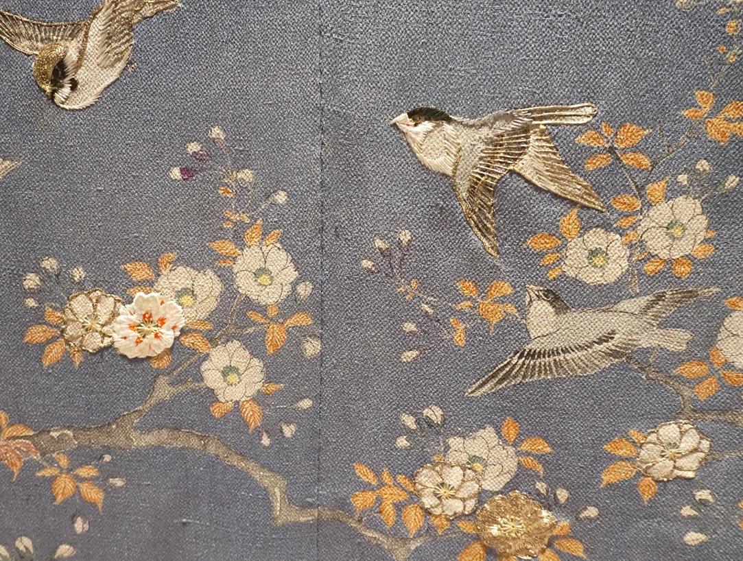 Exposition Musee Guimet - Meiji - splendeurs du Japon Imperial - Blog Janvier 2019 - 3