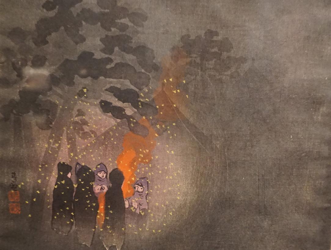Exposition Musee Guimet - Meiji - splendeurs du Japon Imperial - Blog Janvier 2019 - 4