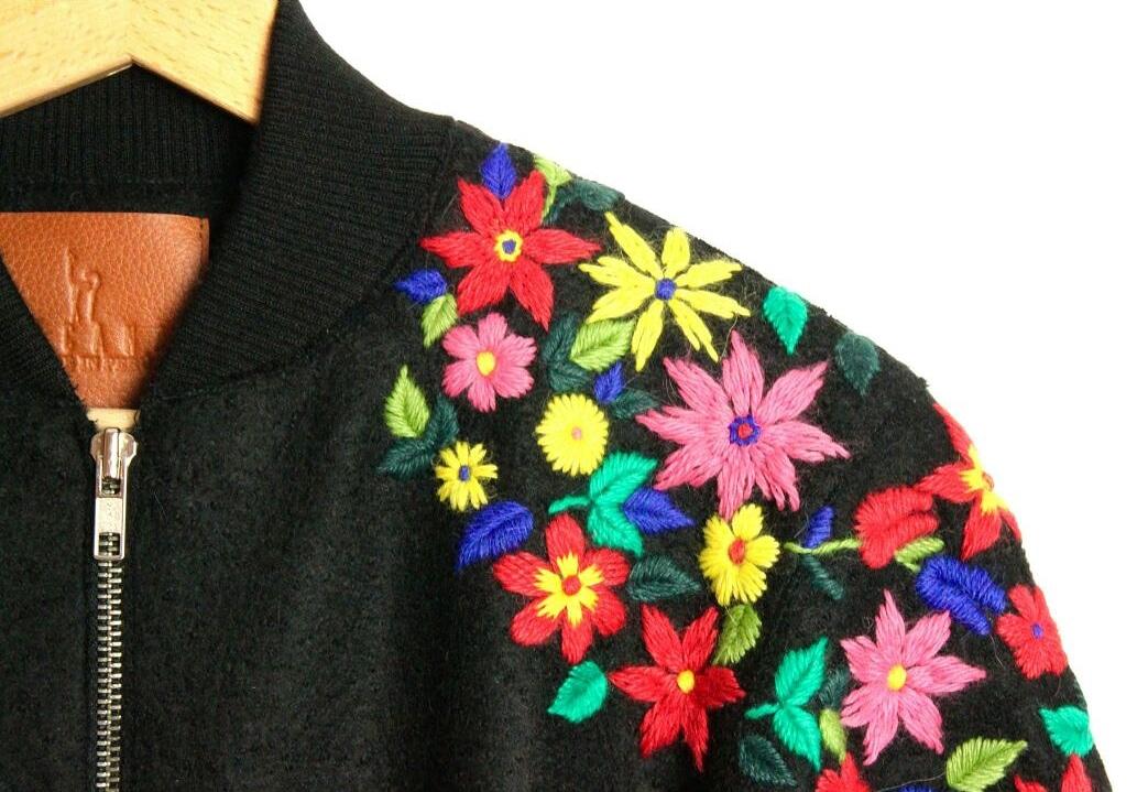 Bombers Yacana - Fleurs