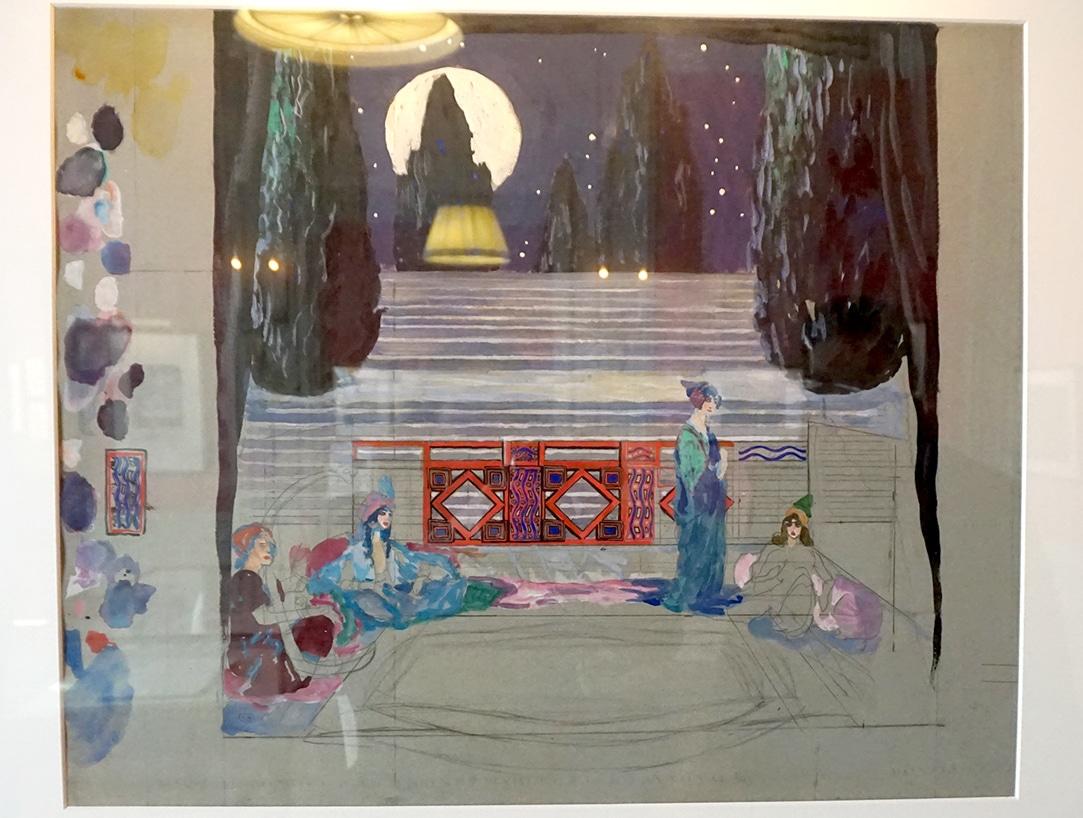 Exposition Edouard Benedictus - Le spectacle en couleurs - Blog Mars 2019 - 11