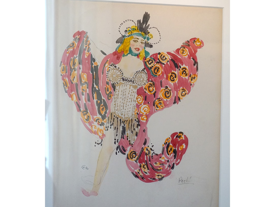 Exposition Edouard Benedictus - Le spectacle en couleurs - Blog Mars 2019 - 3