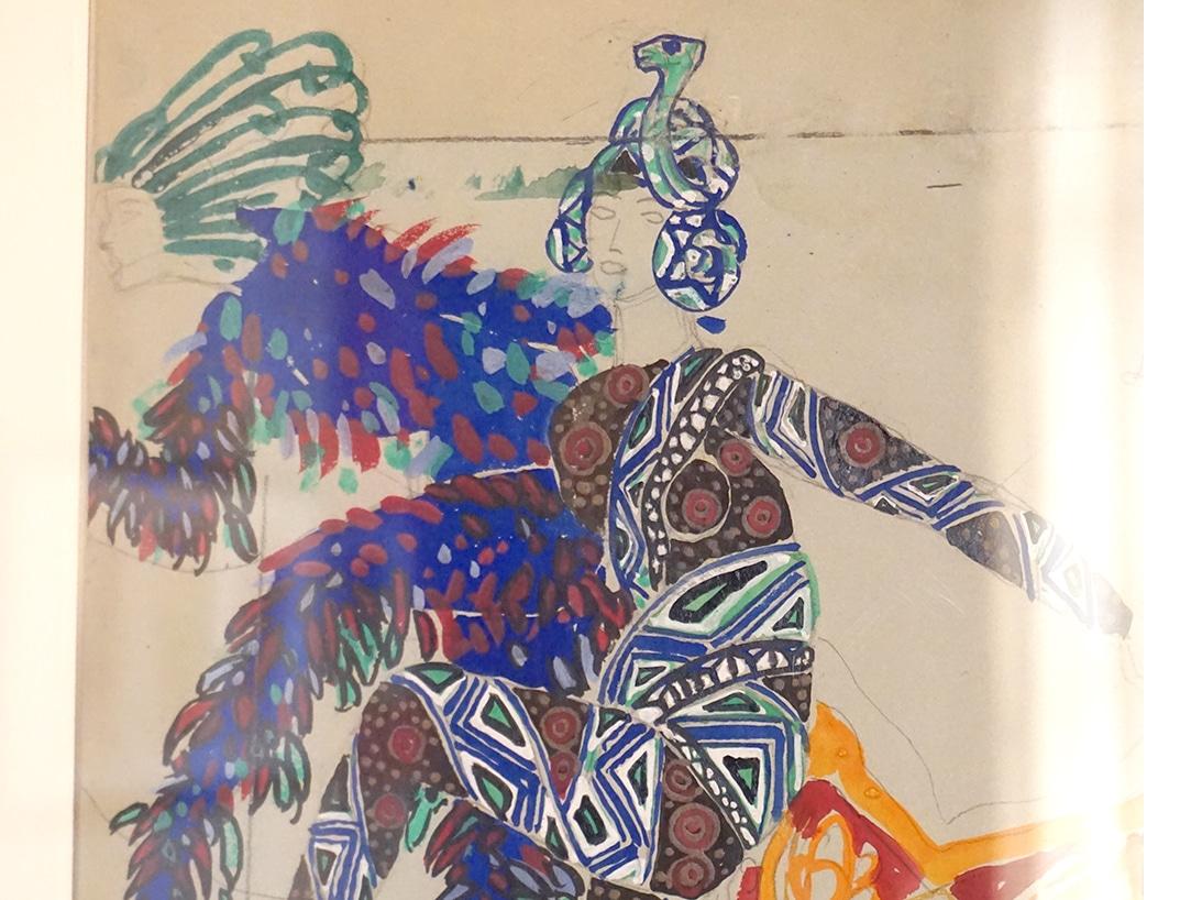 Exposition Edouard Benedictus - Le spectacle en couleurs - Blog Mars 2019 - 7
