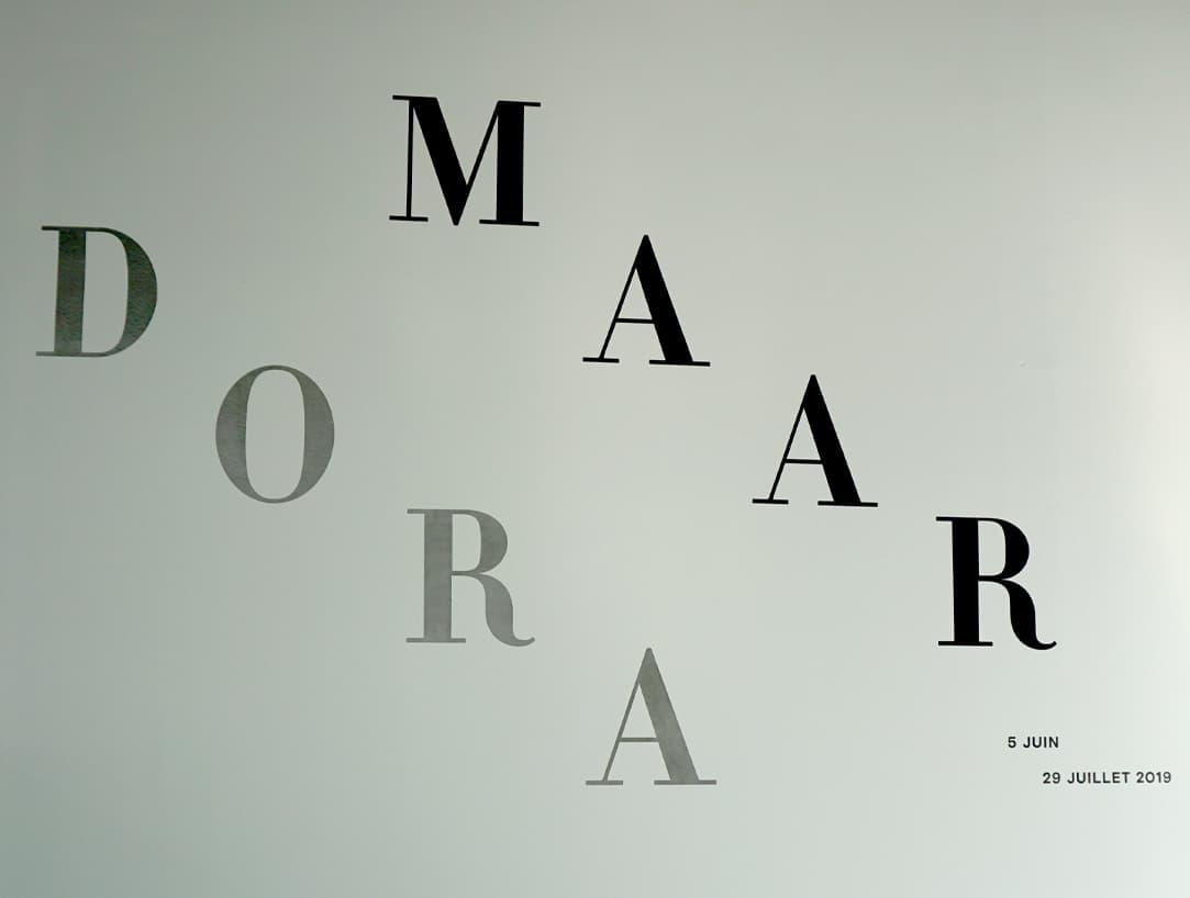 Exposition Dora Maar - Centre Georges Pompidou - Blog Juillet 2019 - 1