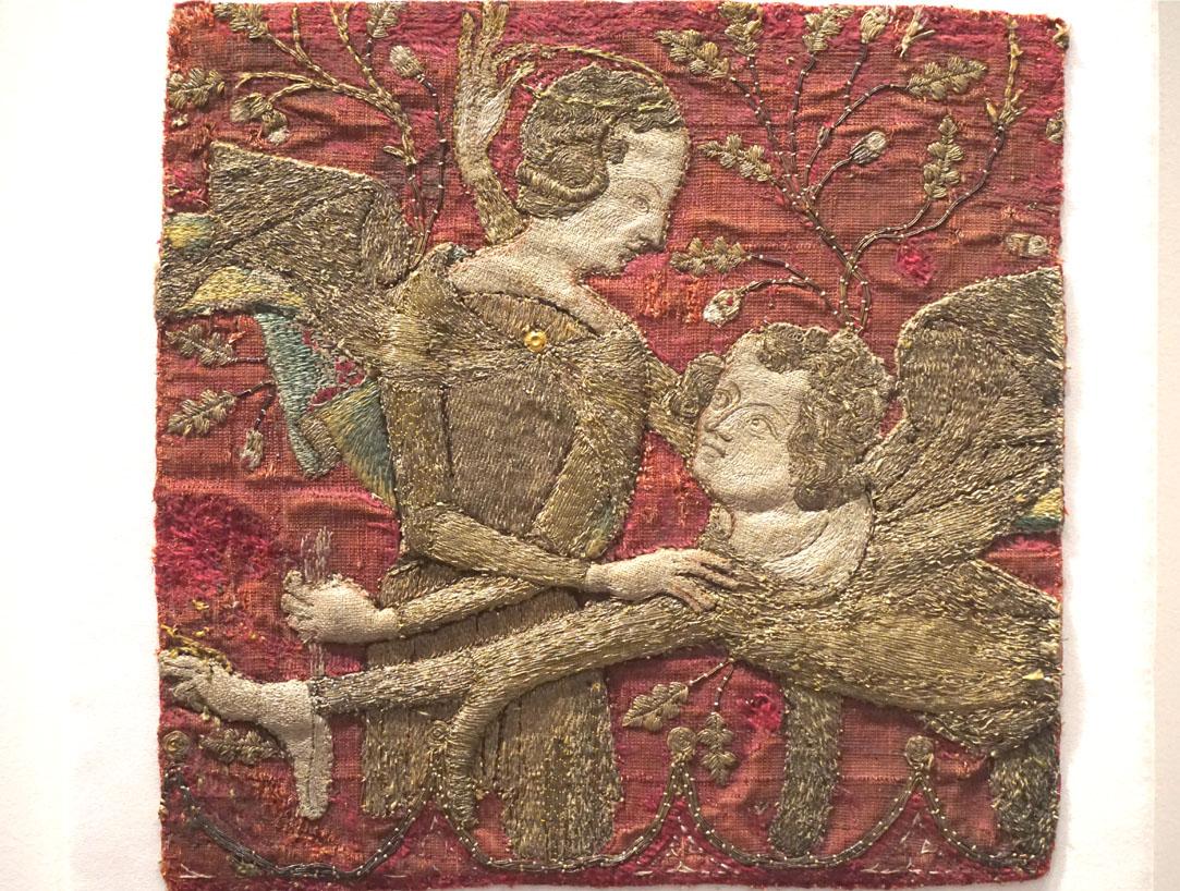 Exposition L art en broderie au Moyen-Age - Musee de Cluny - Blog Novembre 2019 - 11
