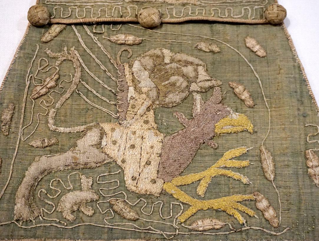 Exposition L art en broderie au Moyen-Age - Musee de Cluny - Blog Novembre 2019 - 12