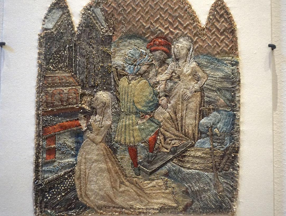Exposition L art en broderie au Moyen-Age - Musee de Cluny - Blog Novembre 2019 - 13