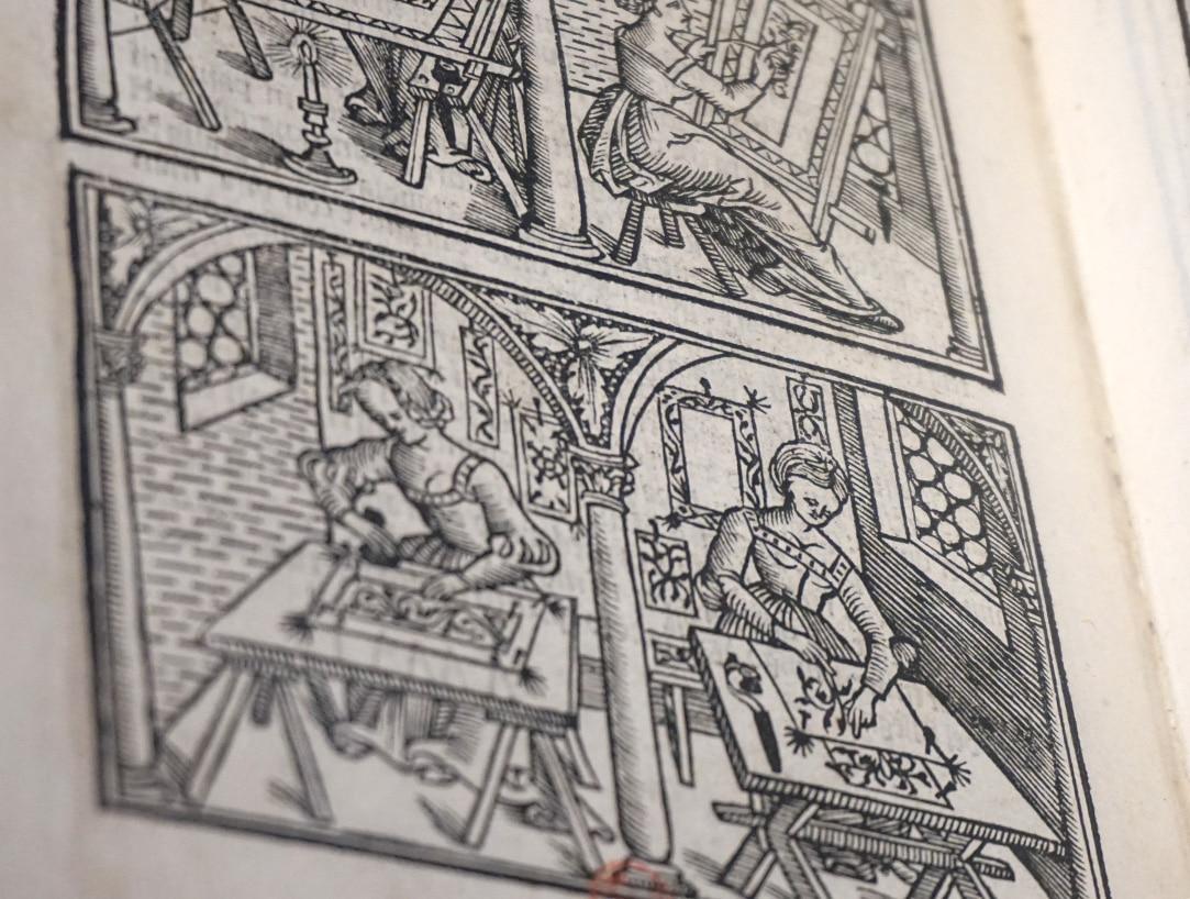 Exposition L art en broderie au Moyen-Age - Musee de Cluny - Blog Novembre 2019 - 2