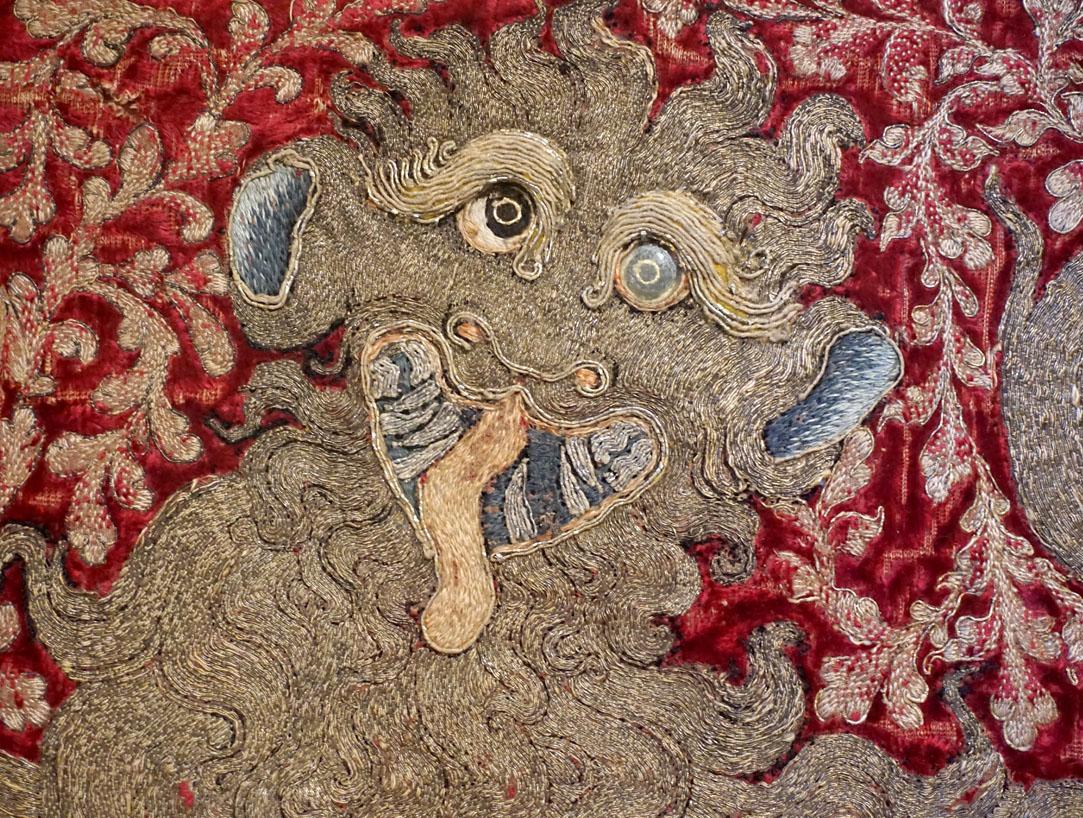 Exposition L art en broderie au Moyen-Age - Musee de Cluny - Blog Novembre 2019 - 6