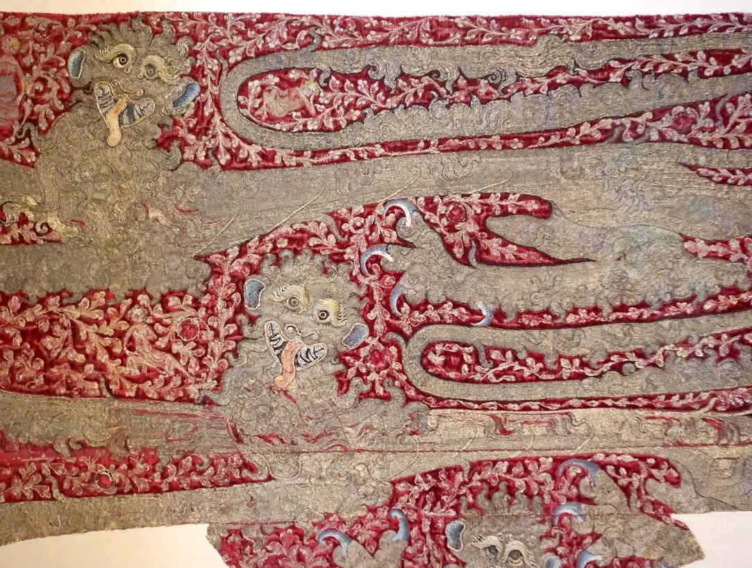 Exposition L art en broderie au Moyen-Age - Musee de Cluny - Blog Novembre 2019 - 7