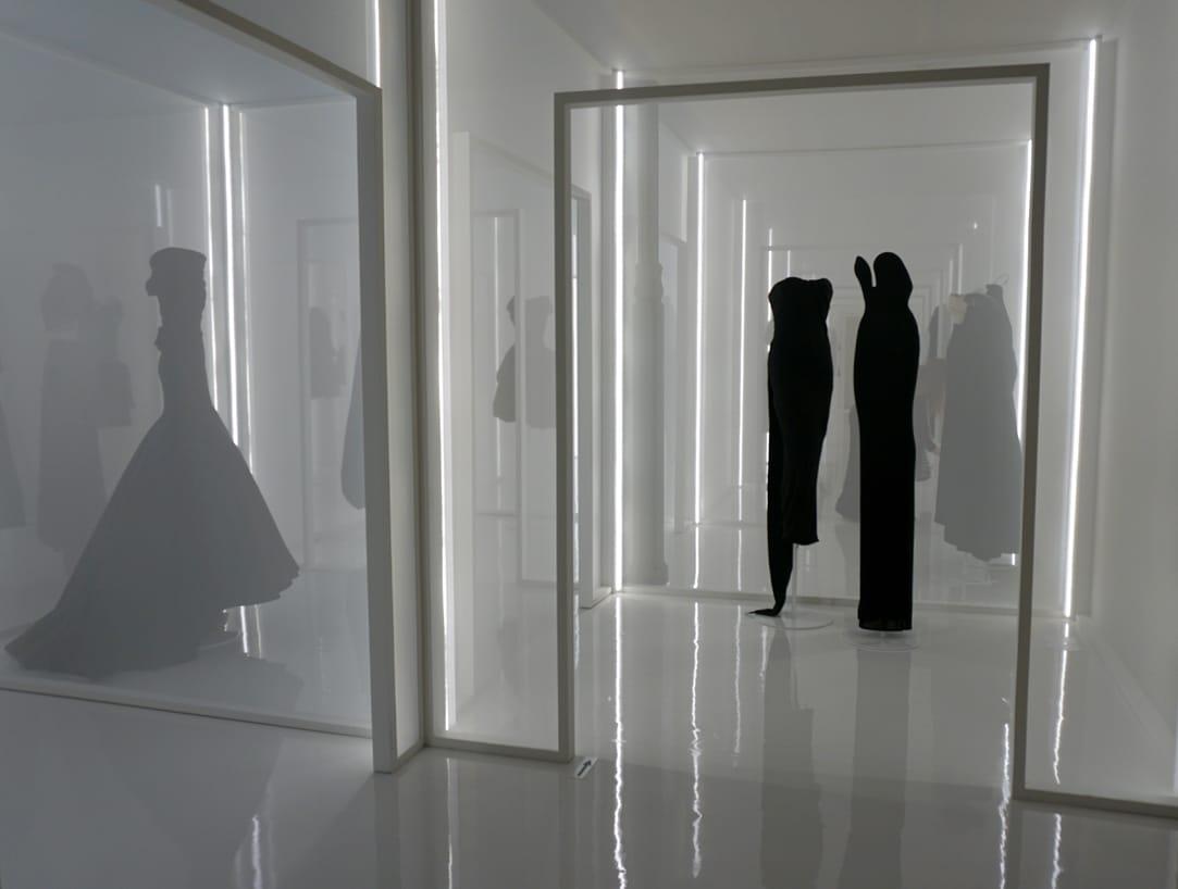 Exposition Azzedine Alaia - Collectionneur - Alaia et Balenciaga - Sculpteurs de la forme - Blog Janvier 2020 - 2