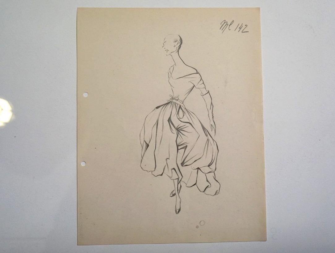 Exposition Azzedine Alaia - Collectionneur - Alaia et Balenciaga - Sculpteurs de la forme - Blog Janvier 2020 - 6