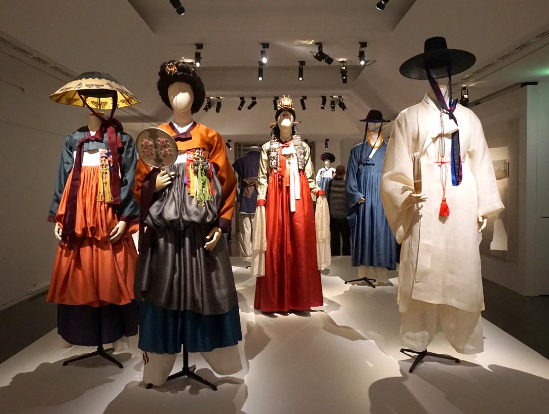 Exposition L etoffe des reves de Lee Young-hee - Seoul-Paris - Musee Guimet - Blog Janvier 2020 - 12