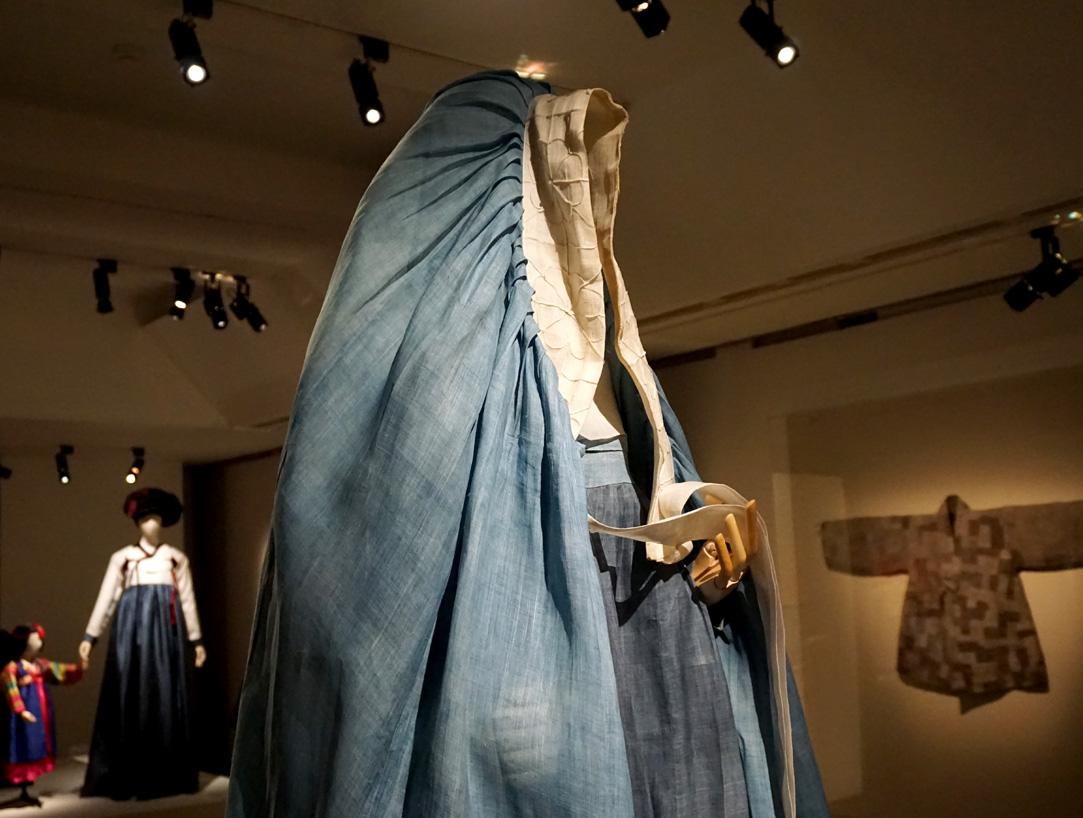 Exposition L etoffe des reves de Lee Young-hee - Seoul-Paris - Musee Guimet - Blog Janvier 2020 - 14
