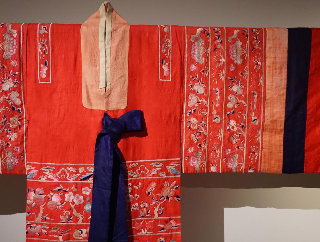 Exposition L etoffe des reves de Lee Young-hee - Seoul-Paris - Musee Guimet - Blog Janvier 2020 - 17