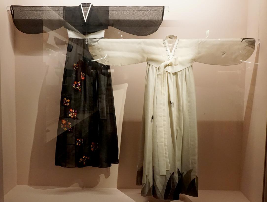 Exposition L etoffe des reves de Lee Young-hee - Seoul-Paris - Musee Guimet - Blog Janvier 2020 - 18