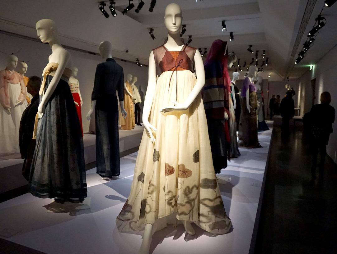 Exposition L etoffe des reves de Lee Young-hee - Seoul-Paris - Musee Guimet - Blog Janvier 2020 - 22