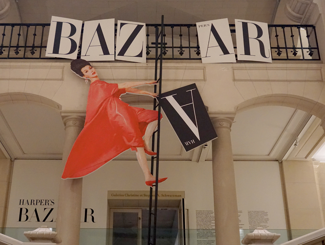 Exposition Harpers Bazaar - Premier magazine de mode - Blog Septembre 2020 - 1
