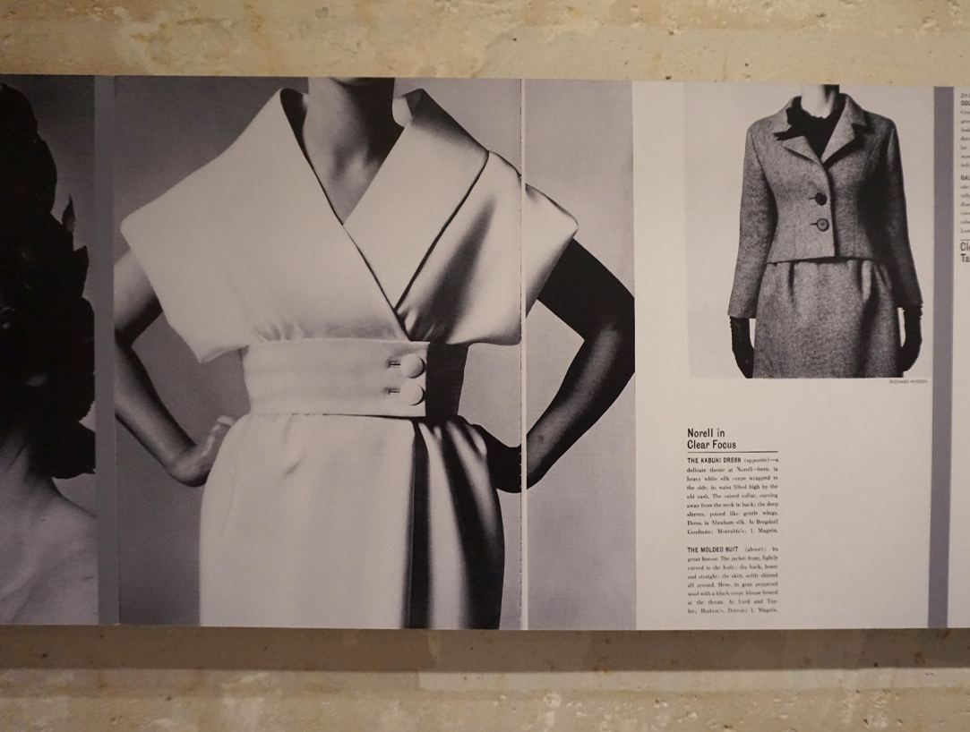 Exposition Harpers Bazaar - Premier magazine de mode - Blog Septembre 2020 - 14