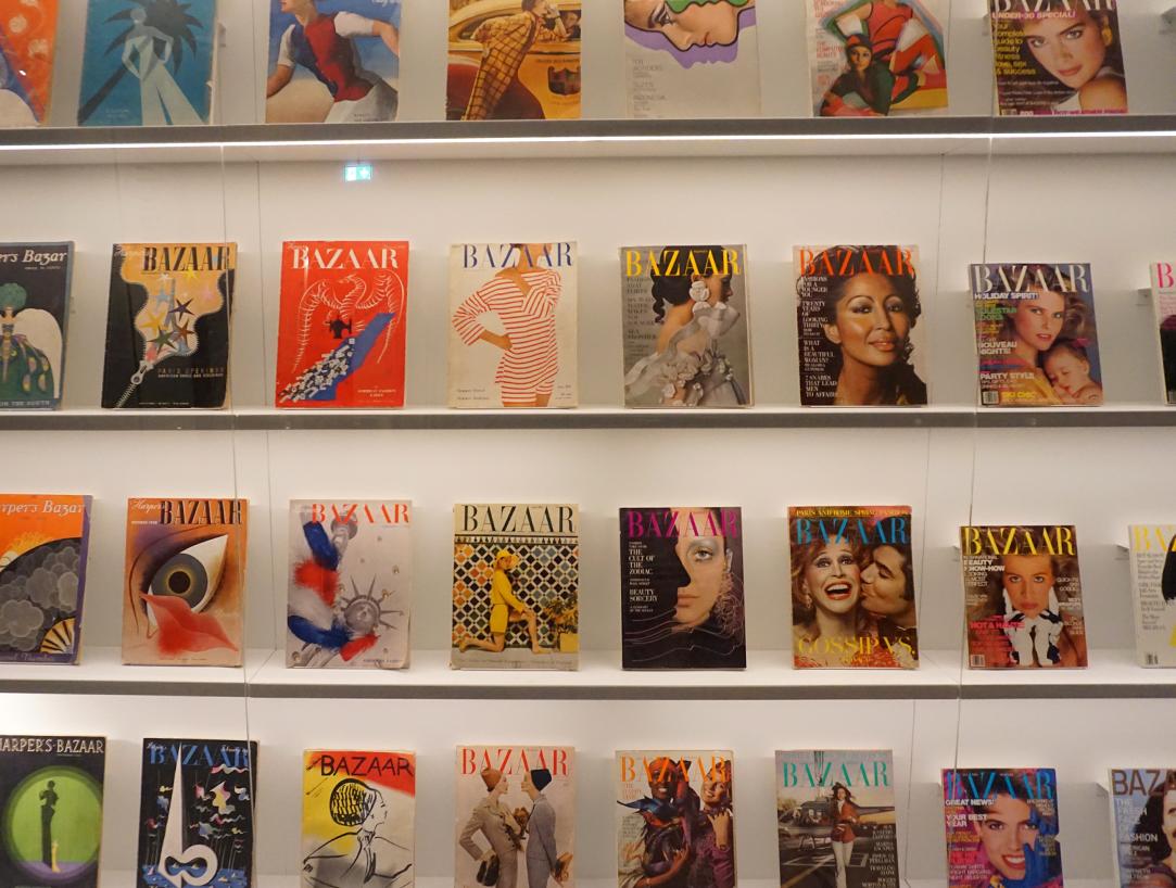 Exposition Harpers Bazaar - Premier magazine de mode - Blog Septembre 2020 - 3