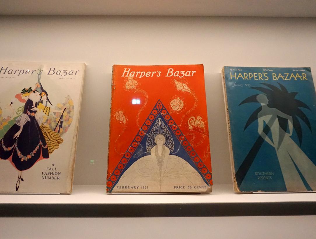 Exposition Harpers Bazaar - Premier magazine de mode - Blog Septembre 2020 - 4