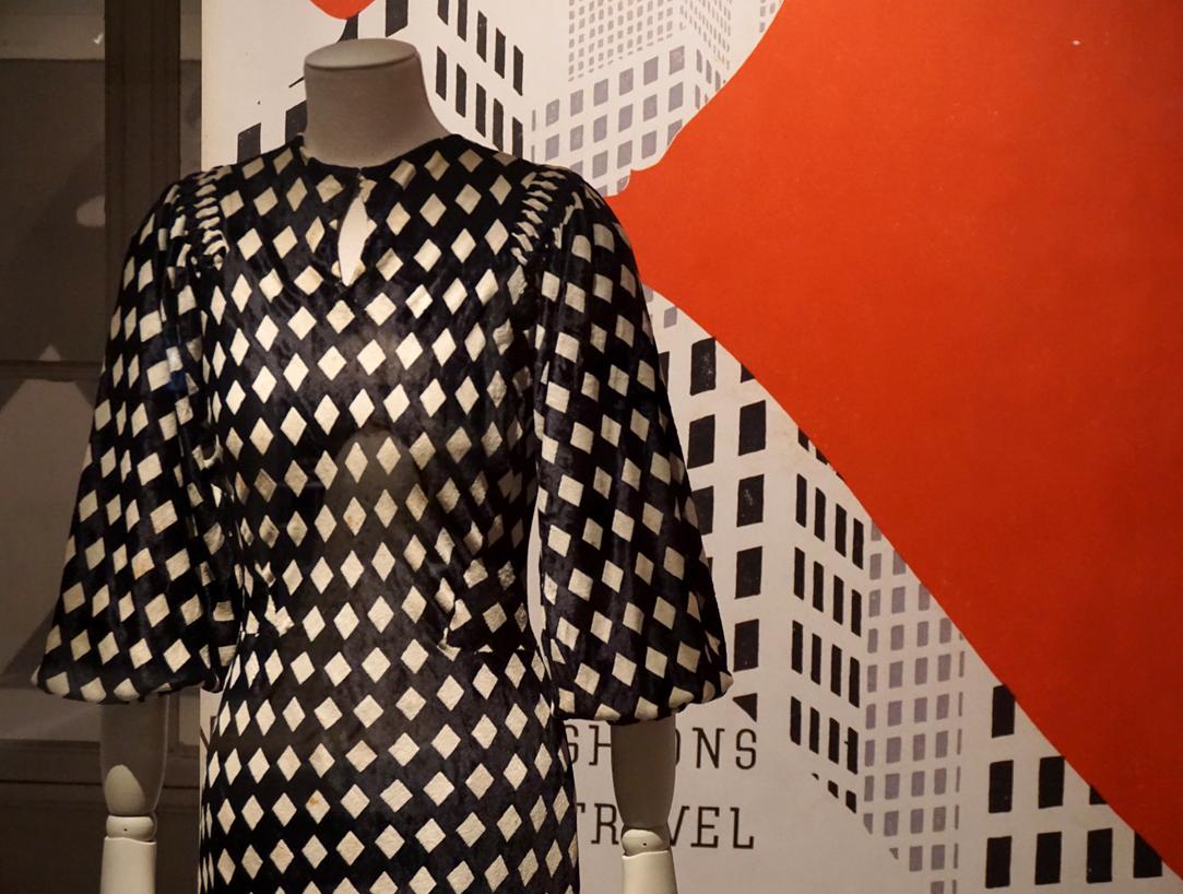 Exposition Harpers Bazaar - Premier magazine de mode - Blog Septembre 2020 - 6